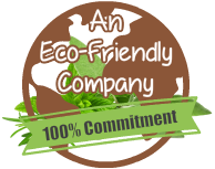 Gallipots Eco-friendly Commitment