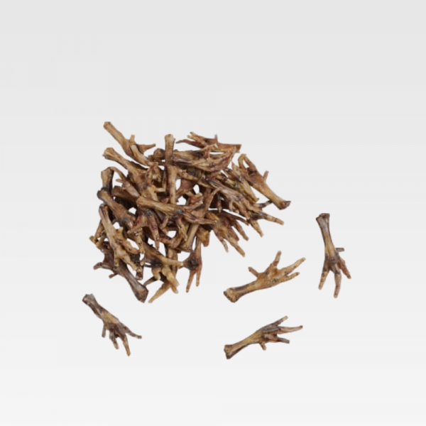 Tasty Chicken Feet For Dogs by Antos