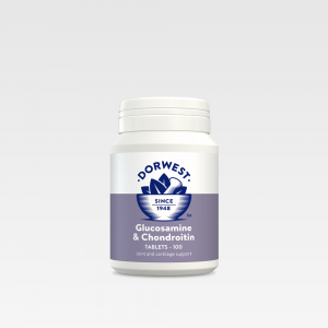 Joint Aid For Dogs Dorwest Glucosamine & Chrondroitin For Dogs And Cats