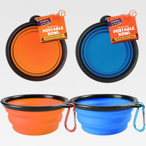 Cooper & Pals Travel Water Bowl For Dogs 1