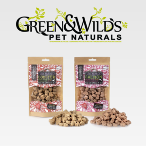 Green & Wilds Fish Nibbles Main