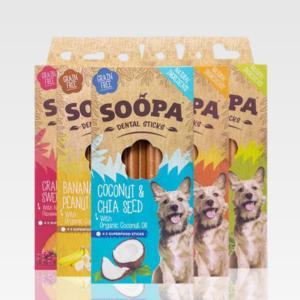 Soopa Dental Sticks Range 2