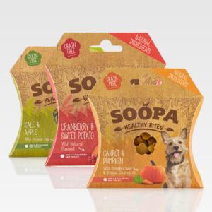 Soopa Healthy Bites Range