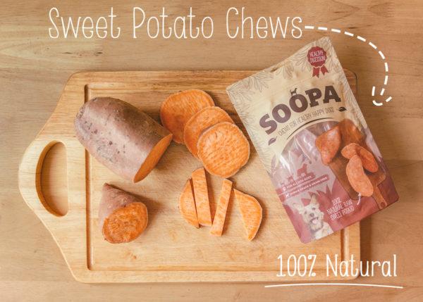 Soopa Sweet Potato Table Top